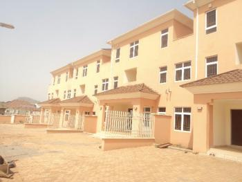 Luxury 4 Units of 6 Bedroom Terrace Duplex with Bq, Durumi, Abuja, Terraced Duplex for Sale