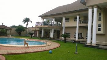 Well Spacious Seven (7) Bedroom with 2bedroom Guest Chalet and 4 Rooms Bq on 3000sqm, Ismail Estate, Maryland, Lagos, Detached Duplex for Sale