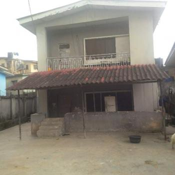 Storey Building, Off Akobi Crescent, Ishaga Road, Barracks, Surulere, Lagos, Block of Flats for Sale