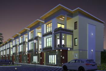 4 Bedroom, Guzape District, Abuja, Terraced Duplex for Sale