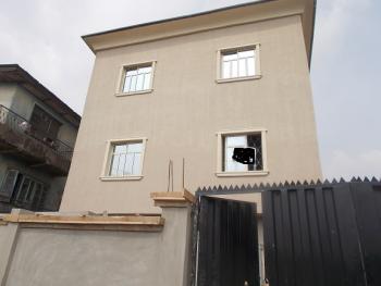 a Newly Built 2 Bedroom Flat in Shomolu, Off Bajulaiye Bus-stop, Shomolu, Lagos, Flat for Rent