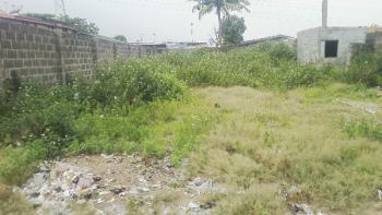 One Plot of Fenced Land, Idiroko Bus-stop, Agric, Ikorodu, Lagos, Land for Sale