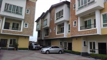 Serviced 4 Bedroom Terrace and a Room Bq, Lekki Right, Mushin, Lagos, Terraced Duplex for Sale