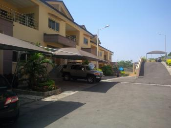 5 Bedroom Terrace with 1rm Bq, Off Aminu Kano Crescent, Wuse 2, Abuja, Terraced Duplex for Rent