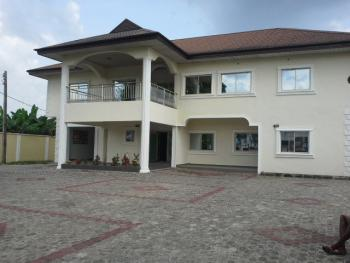 Luxuriously Finished 5 Bedroom Detached Duplex with Bq at Uyo, Akwa Ibom State, Ewet Housing Estate, Uyo, Akwa Ibom, Detached Duplex for Rent