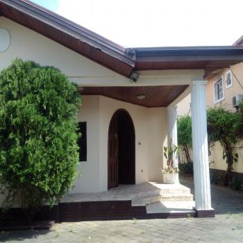3 Bedroom, Off Olufemi Pedro Street, Parkview, Ikoyi, Lagos, Detached Bungalow for Rent