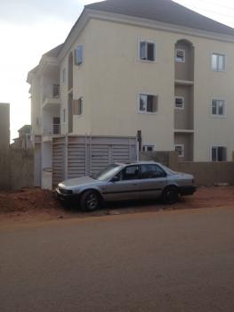 Newly Well Built 3 Bedroom, By Games Village Road, Games Village, Kaura, Abuja, Flat / Apartment for Sale