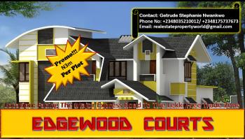 Xmas Promo!!! Edge Wood Court at N3m per Plot! Facing The Major Express Way., Lekki Free Trade Zone, Lekki, Lagos, Mixed-use Land for Sale