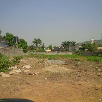 Strategically Located Residential Partly Fenced Land, Opposite Fct Ministers Residence, Life Camp, Gwarinpa, Abuja, Residential Land for Sale