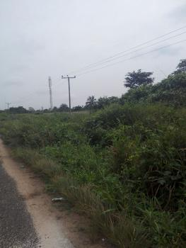 Over 100 Plots, Opposite Madonna University Gate, Just Beside Setraco Company Base, Ikwerre, Rivers, Mixed-use Land for Sale
