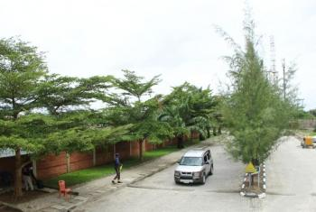 Serviced Plot of Land (700 Sqm) in Built Up Part of Lekky County Homes, Lekky County Homes, Within, Ikota Villa Estate, Lekki, Lagos, Residential Land for Sale