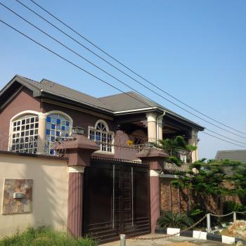 Superbly Built 5 Bedroom, Private Estate, Omole Phase 1, Ikeja, Lagos, Detached Duplex for Sale