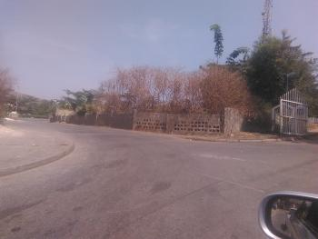 1800sqm Land for Sale in Maitama, By Ministers Hill, Colorado Street, Maitama District, Abuja, Residential Land for Sale
