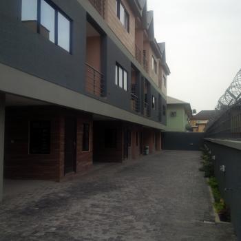 New 4 Bedroom, Osapa, Lekki, Lagos, Terraced Duplex for Rent