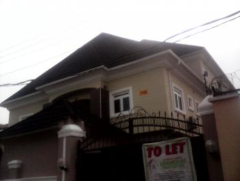 Newly Built Spacious Three Bedroom, By Chivita, Ajao Estate, Isolo, Lagos, Flat / Apartment for Rent