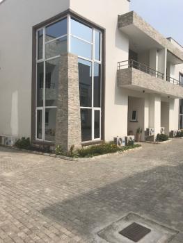 Serene Waterfront 4brm Luxury Unit in Osborne Phase 2, Osborne, Ikoyi, Lagos, Semi-detached Duplex for Sale