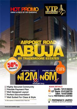 Plots of Land, Behind Trademoore Estate, Lugbe District, Abuja, Residential Land for Sale