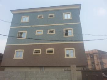 Newly Built 3 Bedroom, Alagomeji, Yaba, Lagos, Flat / Apartment for Rent