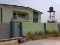 Neatly Finished Block of 4units of 2 Bedroom Flat with C of O, Alexander Apata Ibadan, Ibadan, Oyo, Flat for Sale