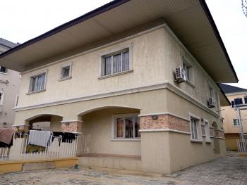 Four Bedroom, Behind Shoprite, Osapa, Lekki, Lagos, Semi-detached Duplex for Rent