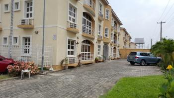 Fully Furnished and Serviced 3 Bedroom Apartment (24-hour Electricity), Milverton Court, Osapa, Lekki, Lagos, Flat Short Let