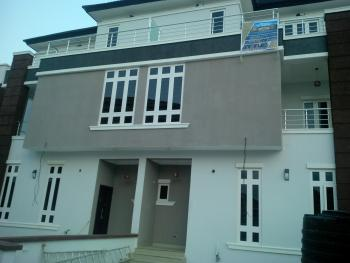 Lovely Brand New 4 Bedroom, Agungi, Lekki, Lagos, Semi-detached Duplex for Sale
