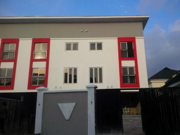 Brand New 4 Bedroom, 5th Round About, Osapa, Lekki, Lagos, Semi-detached Duplex for Sale