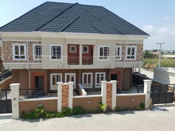 4bedroom with Bq, Ologolo, Lekki, Lagos, Semi-detached Duplex for Rent