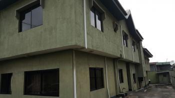 Newly Renovated 2 Units 3 Bedrooms, Tairu Olubani Street, Behind Fidelity Bank, Oregun, Ikeja, Lagos, Flat / Apartment for Rent