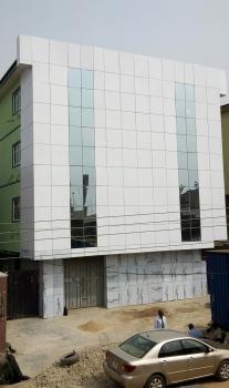 Newly Renovated 4 Floors Open Plan Office Space, 1 Adeola Adeoye Street, Off Toyin Street, Opebi, Ikeja, Lagos, Office for Rent