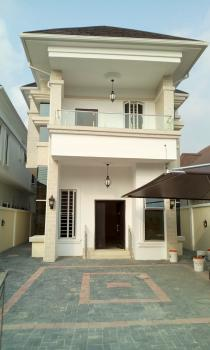 Beautiful and Newly Built 5 Bedroom, Chevy View Estate, Lekki, Lagos, Detached Duplex for Sale