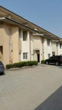 Non Serviced 4 Bedroom, Zone a, Oniru, Victoria Island (vi), Lagos, Terraced Duplex for Rent