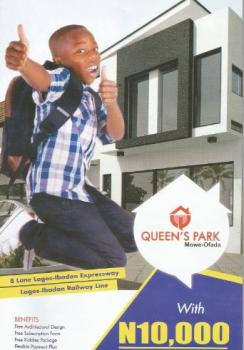Queens Park Estate, Mowe Ofada, Ogun, Land for Sale