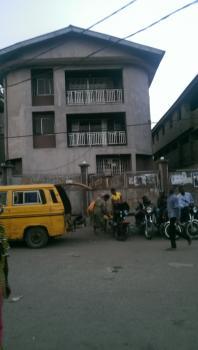 2 Storey Building, Close to University of Lagos Back Gate, Iwaya, Yaba, Lagos, Block of Flats for Sale