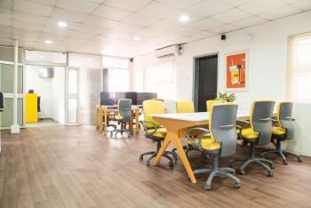 Office Space, 114b Ilupeju Street, Dolphin Estate, Ikoyi, Lagos, Office Short Let