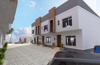 Fantastic 3 Units of 4 Bedroom (70% Complete), Oyediran Estate, Sabo, Yaba, Lagos, Terraced Bungalow for Sale