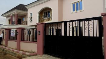 Super Luxury 3 Bedroom, Private Estate, Opp. Hmd Africa 10 Mins Drive to, Alausa, Ikeja, Lagos, Flat / Apartment for Rent