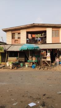 Block of 4 Flats on 2 Plots of Land, Off Airport Road, Mafoluku, Oshodi, Lagos, Block of Flats for Sale