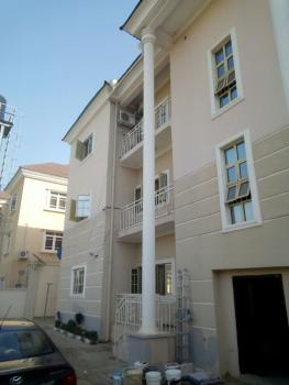 Well Finished & Nicely Done 3 Bedrooms Luxury Flat, Off Olusegun Obasanjo Way, Wuye, Abuja, Flat for Rent