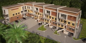 5 Bedroom, Guzape District, Abuja, Terraced Duplex for Sale