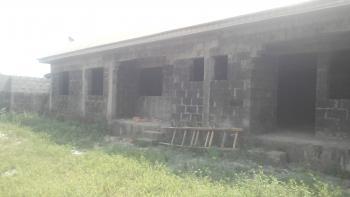 2nos 3 Bedrooms Terrace Bungalow, Lakuwe, Awoyaya, Ibeju Lekki, Lagos, Terraced Bungalow for Sale