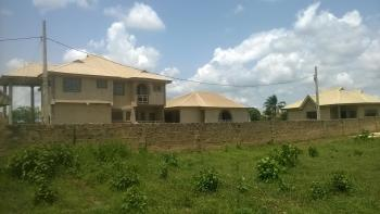5 Bedroom Duplex with Two Units of Three Bedroom Flats, Alagbaka, Akure, Ondo, Detached Duplex for Sale