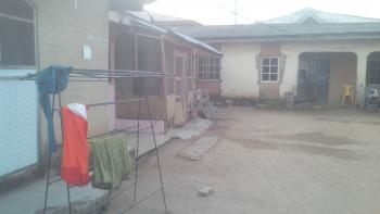 Bungalow on a Full Plot of Land Facing Major Road, Isherin-oshun Road, Isolo, Lagos, Detached Bungalow for Sale