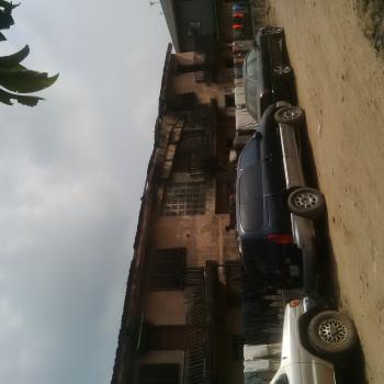 Old House Consisting of a Block of 4 Flats, Off Diya Street, Soluyi, Gbagada, Lagos, Block of Flats for Sale