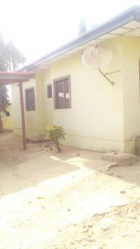4 Bedroom Flat, Off Abacha Road Mararaba, Karu, Nasarawa, Detached Bungalow for Sale