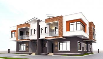 4 Bedroom Semi Detached Duplex @ The Paradise Developed By Lekki Gardens, Life Camp, Gwarinpa, Abuja, Semi-detached Duplex for Sale