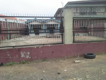 One Storey Building on Two Plot of Land Along Ikorodu Road for Sale, Along Ikorodu Road, Mile 12, Kosofe, Lagos, Block of Flats for Sale