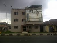 3 Storey Moderm Commercial Property With A Corner Piece Storey Structure, Ebute Metta West, Yaba, Lagos, Commercial Property For Sale