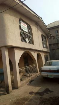 a Story Building with 3,2 and 1 Bedroom Flats, 22 Powerline Road, Off Ojodu Local Govt Office, Ogba, Ikeja, Lagos, Block of Flats for Sale