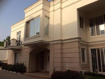 Well Refurbished 4 Bedroom, Maitama District, Abuja, Semi-detached Duplex for Sale